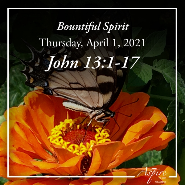 Bountiful Spirit -April 1, 2021