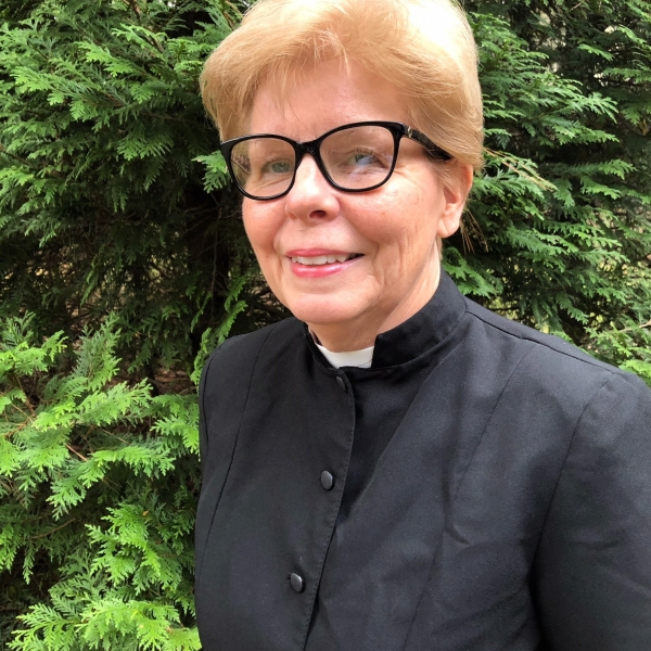 A Message from Our New Rector, Rev. Diane Tomlinson